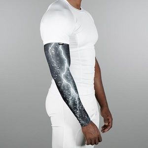 Sleefs Black Rain Compression Arm Sleeve S/M (NEW)